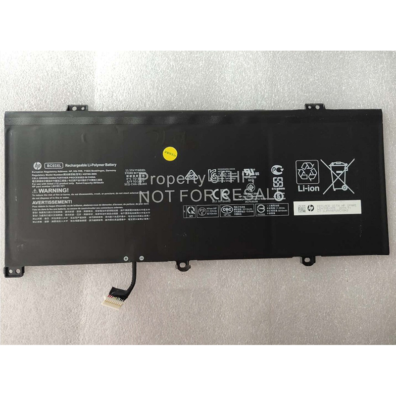 Batterie ordinateur HP HSTNN-LB8T