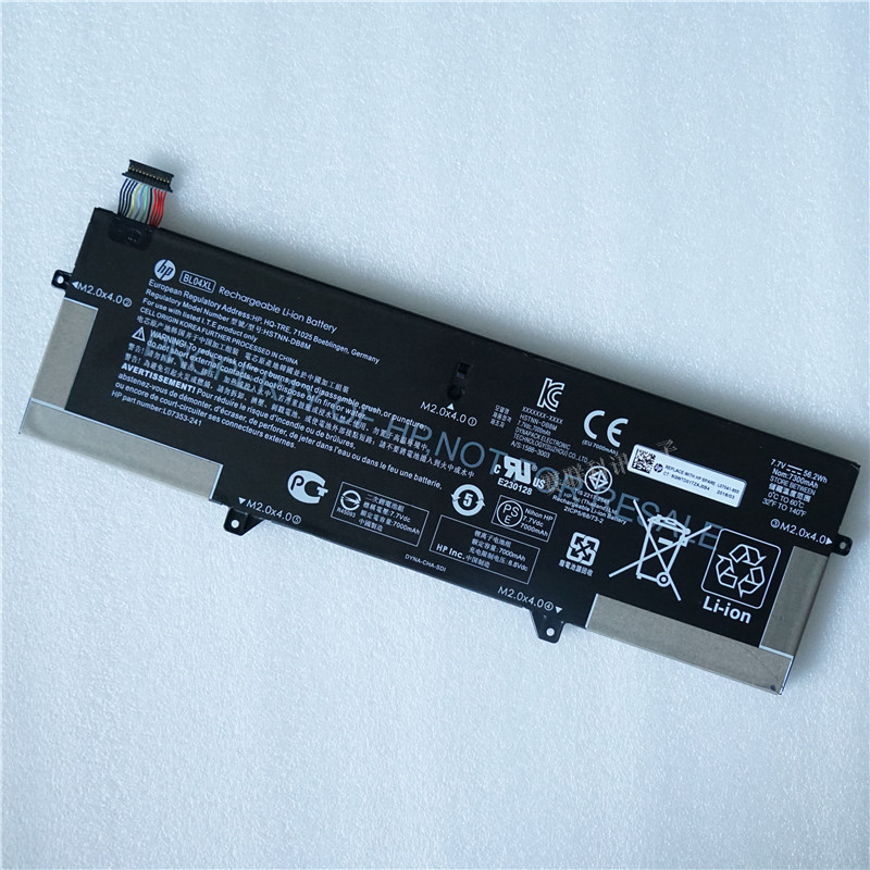 Batterie ordinateur HP Hstnn-db8m