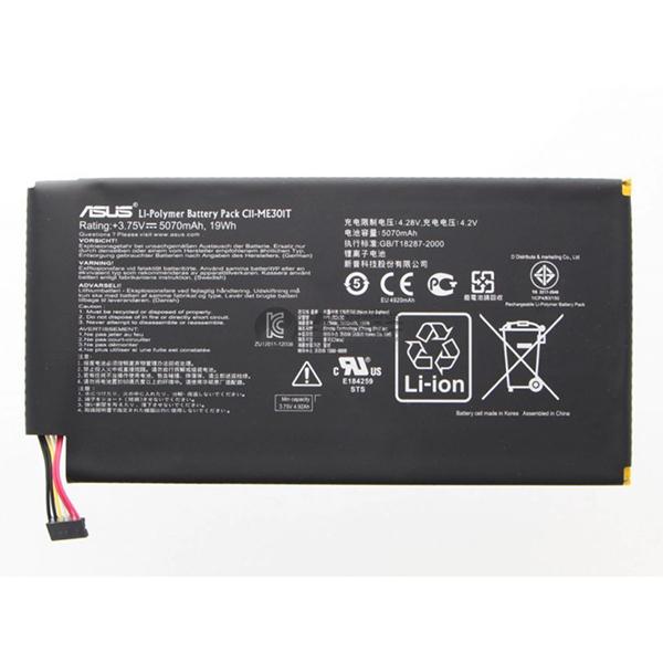 Memo Pad Smart ME301T Batterie
